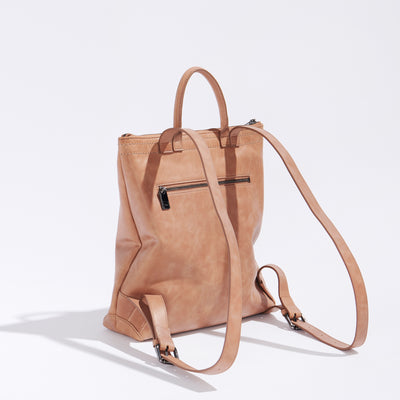The Collective Backpack - Toffee