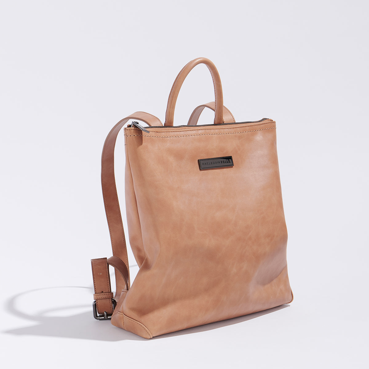The Collective Backpack - Toffee - Ex PR Sample