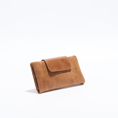 The Eclipse Wallet - Tan