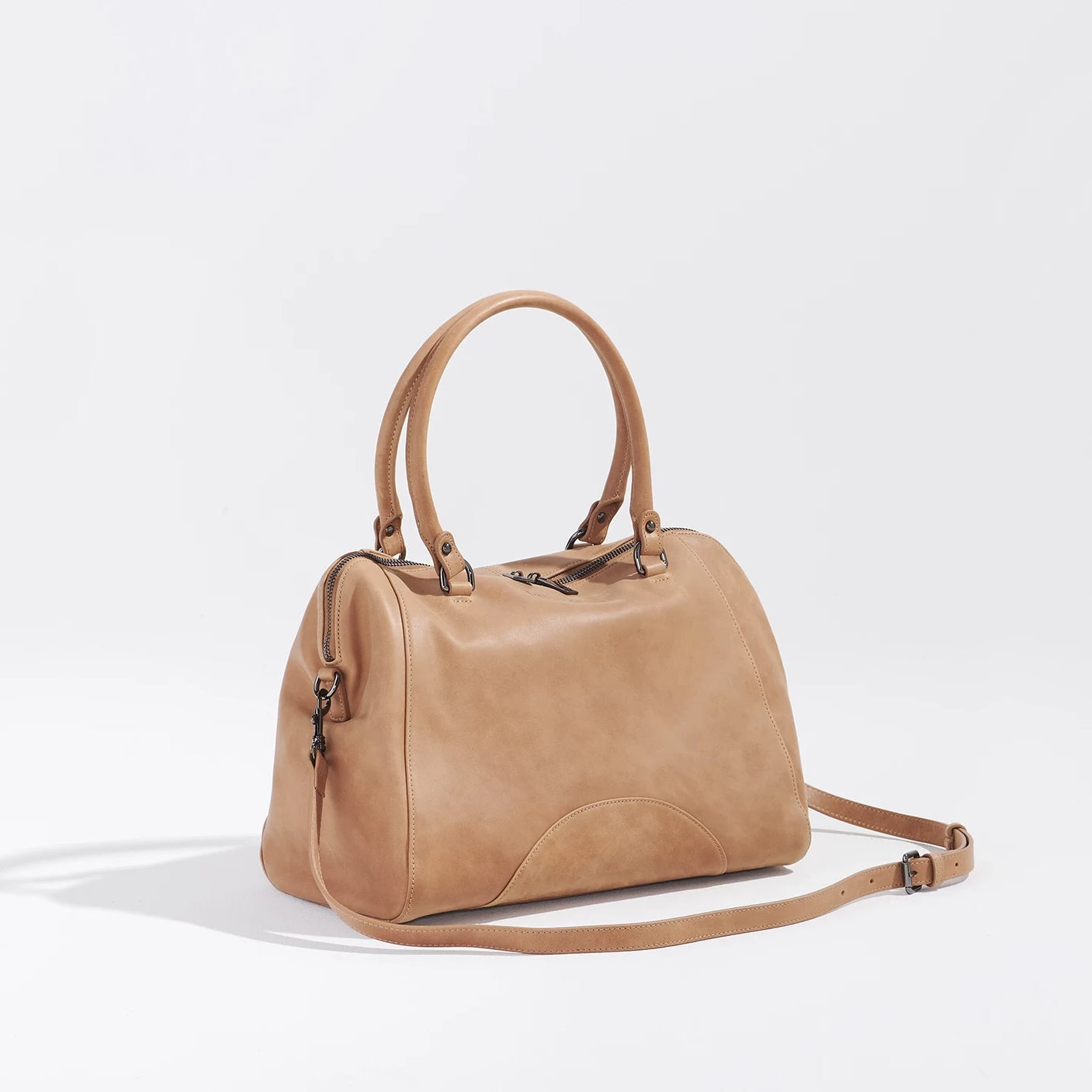 The Moonrise Bag - Toffee
