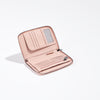The Moonrise Travel Wallet Blush
