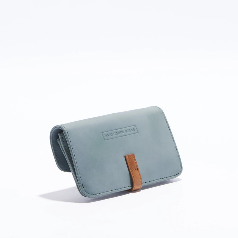The Elements Wallet - Ocean / Tan