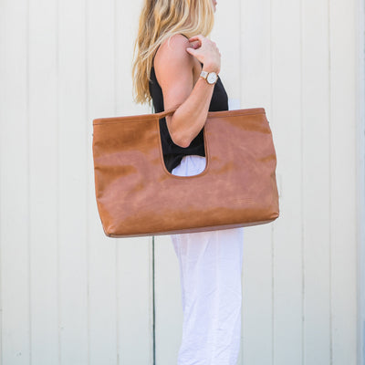 The Impulse Bag - Tan