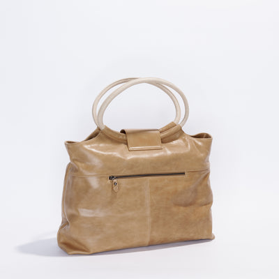 Vienna Bag - Toffee / Almond