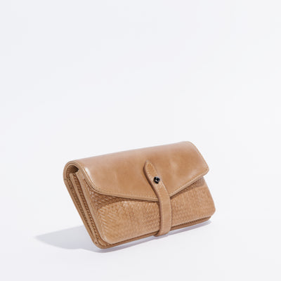 The Elements Wallet - Tan