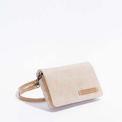 Helsinki Bag - Almond / Toffee