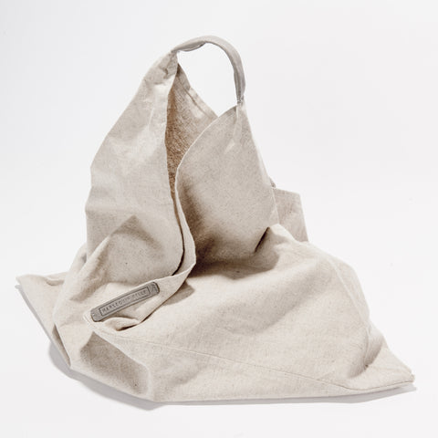 Harlequin Belle Calico Triangle Shoulder Dust Bag