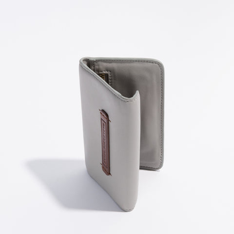 Wanderlust Wallet - Grey