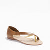 Harlequin Belle Elements Sandal Tan Sand Leather