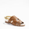 Harlequin Belle Tierra Sandal Tan Sand Leather