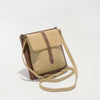 Harlequin Belle Elements Bag Sand Tan Leather