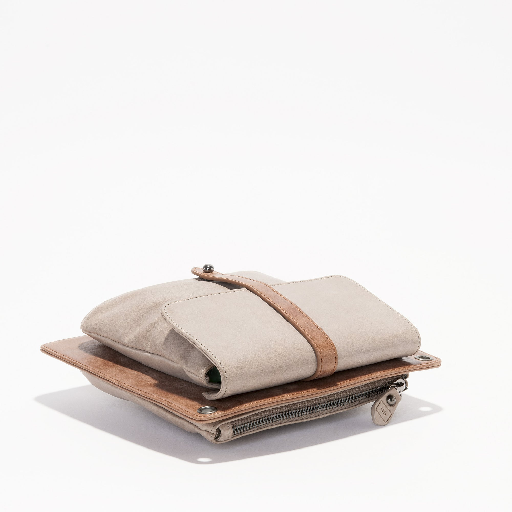 The Elements Bag - Stone / Dk Tan