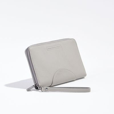 The Moonrise Travel Wallet Grey
