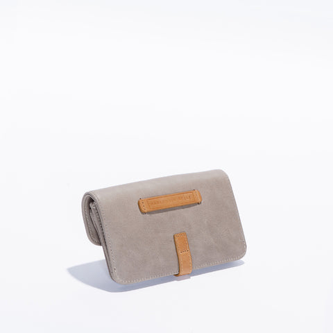 The Elements Wallet - Cement/Tan