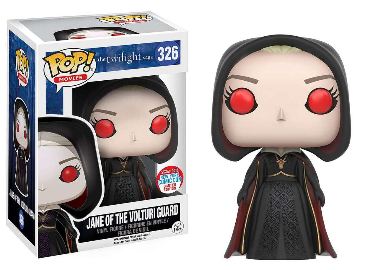 Jane of the Volturi Guard Pop Vinyl #326 [NYCC 2016]