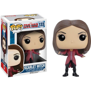 Scarlet Witch Pop Vinyl #133