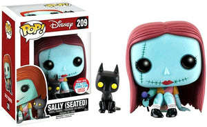 Sally (Seated) Pop Vinyl #209 [NYCC 2016]