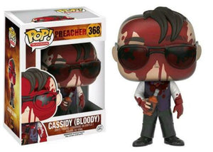 Cassidy (Bloody) Pop Vinyl #368 (damaged box)