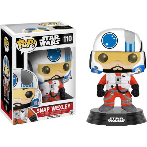 Snap Wexley Pop Vinyl #110