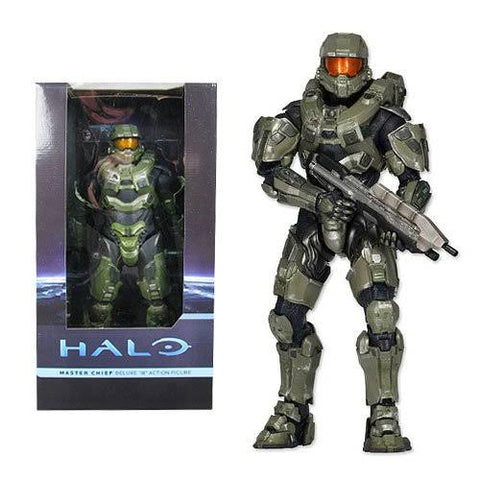 "Master Chief - 18"" Scale Action Figure Limited Edition"