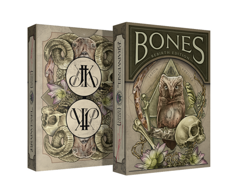 Bones Playing Cards Coloured Rebirth Edition