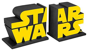 Star Wars Yellow Bookends