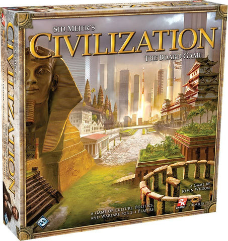 Sid Meier's Civilization-The Board Game