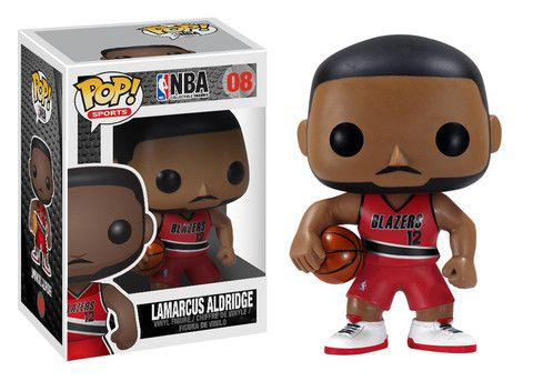 Lamarcus Aldridge Pop Vinyl #08