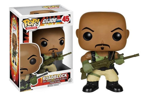 Roadblock Pop Vinyl #45