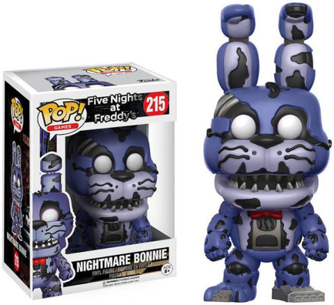 Nightmare Bonnie Pop Vinyl #215
