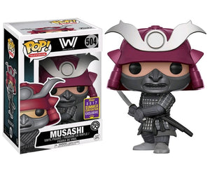Musashi Pop Vinyl #504 [SDCC 2017 Exclusive]