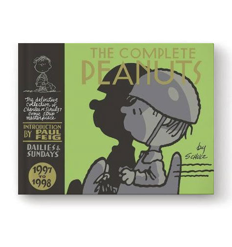 The Complete Peanuts 1997-1998 Vol. 24