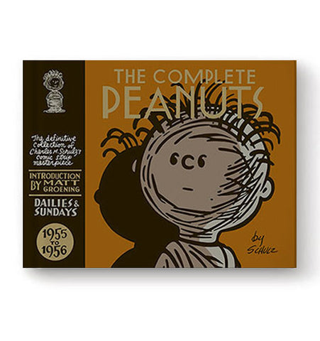 The Complete Peanuts 1955-1956 Vol.3