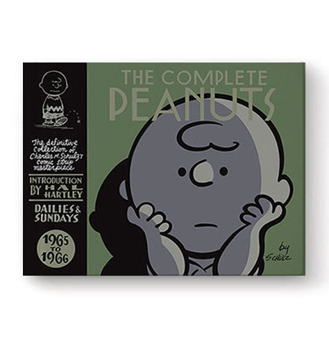 The Complete Peanuts 1965-1966 Vol.8
