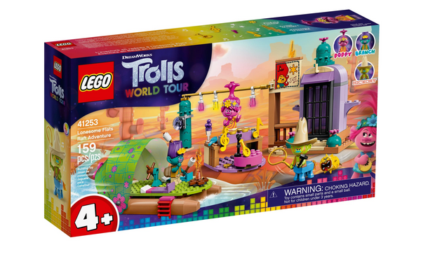 Trolls Lonesome Flats Raft Adventure 41253
