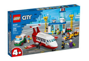 City Central Airport 20261