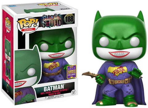 Batman Pop Vinyl #188 [SDCC 2017 Exclusive]