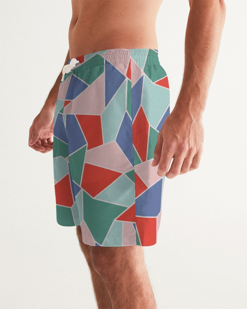 Tangram Men's Swim Trunk