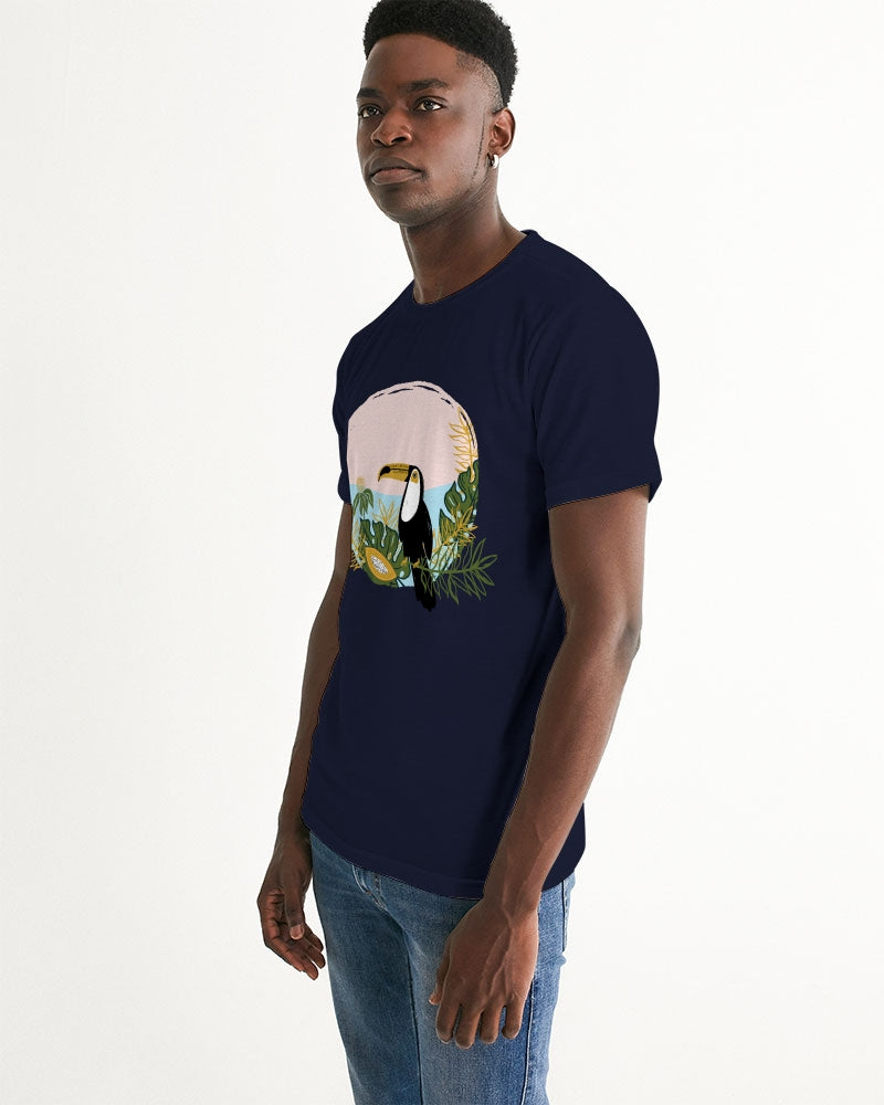 Summer time Men's Graphic Tee