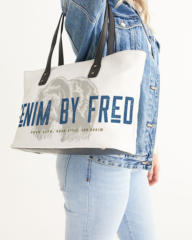 Denim By Fred Stylish Tote