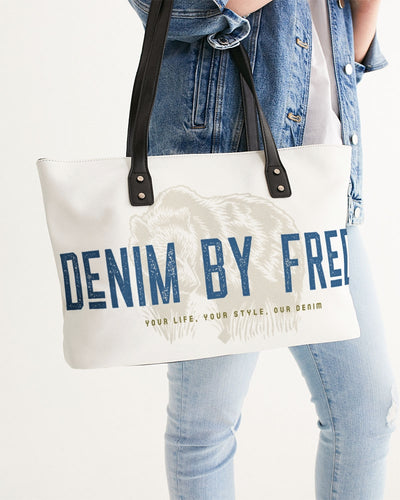 Denim By Fred Stylish Tote - Denim By Fred