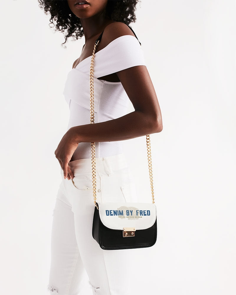 Denim By Fred Small Shoulder Bag