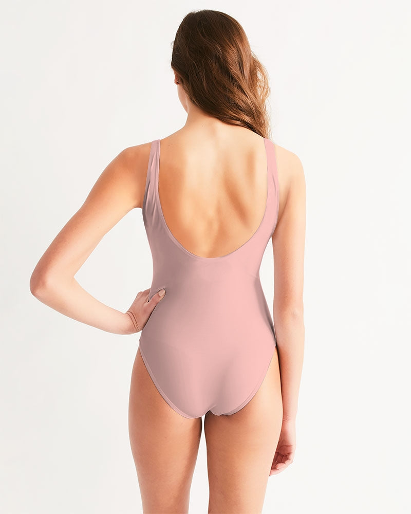 Rainbow Women's One-Piece Swimsuit
