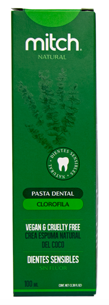MITCH PASTA DENTAL - CLOROFILA
