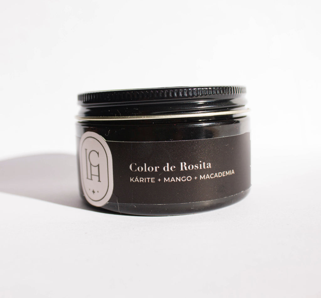 BODY BUTTER COLOR DE ROSITA 93 GRS.
