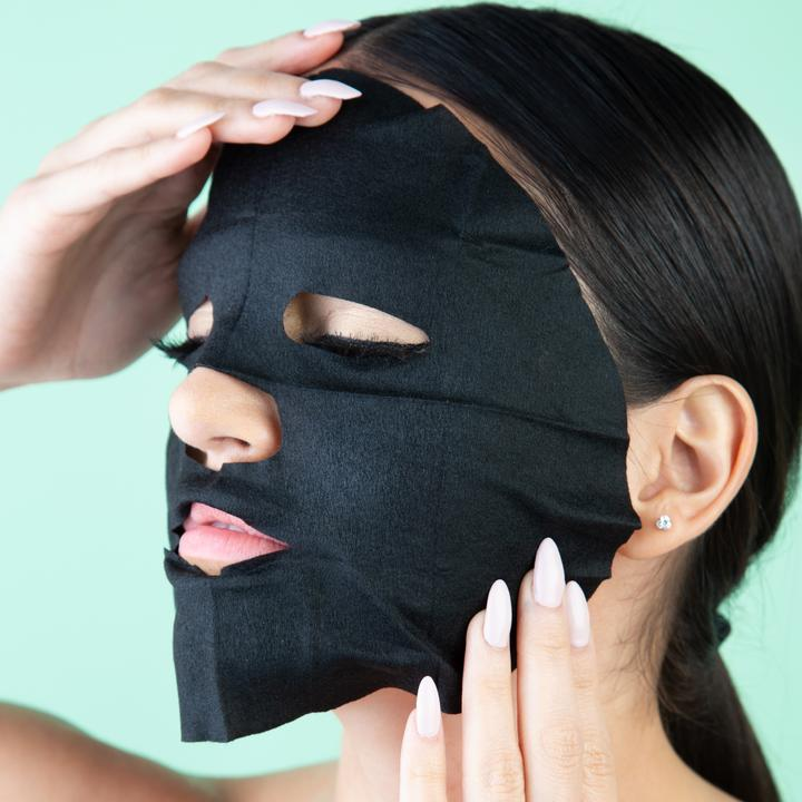 PURIFYING CHARCOAL SHEET MASK