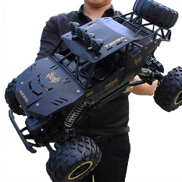 1:12 4WD RC car update version 2.4G radio remote control car car toy car 2020 high speed truck off-road truck children's toys - YouCanGetGifts Store
