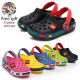 2020 Fashion Boy Girl Beach Slippers Children Sandals  Summer Cartoon Kids Shoes EVA Resistance Breathable Antislip Baby - YouCanGetGifts Store