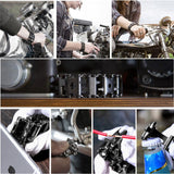 29 in 1 Multifunction Tool Bracelets  Repair Bracelet  Screwdriver Wrench Bicycle  Emergency Kit - YouCanGetGifts Store