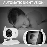 3.5 inch Video Wireless Baby Monitor VOX Security Camera Nanny IR Night Vision Voice Call Babyphone With Temperature Monitoring - YouCanGetGifts Store
